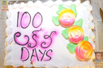 Lovely 100 days Press Meet
