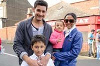 Mahesh Babu Family Photos
