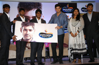 Mahesh Babu at South India Shopping Mall