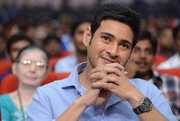Mahesh Photos at SVSC 3 Platinum Disc