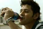 Mahesh Thums Up Campaign Stills