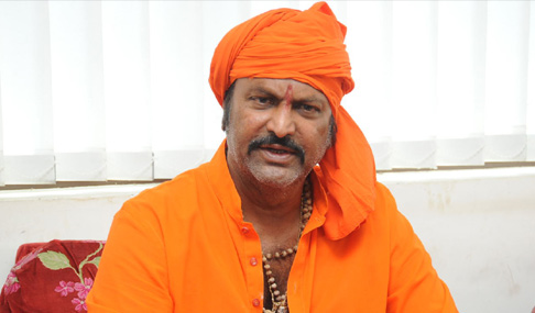 Mohan Babu Interview Stills