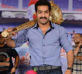 NTR Stills at RV Audio Release