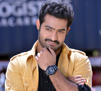 NTR Stills from Ramayya Vastavayya