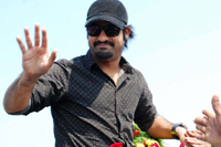 NTR at Vastunna Meekosam Photos