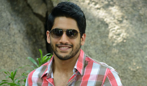 Naga Chaitanya Interview Gallery