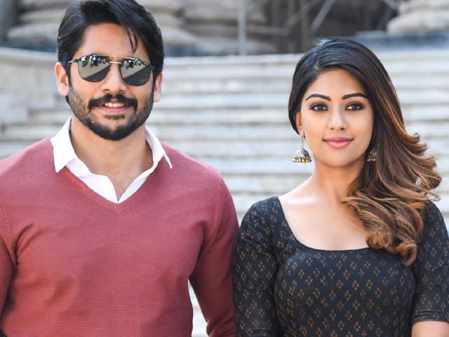 Naga Chaitanya New Movie Stills