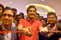 Nag Launched Kalyan Jewellers Show Room