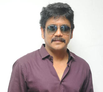 Nagarjuna Stills at Bhai Audio Release