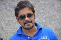 Nagarjuna Interview Photos