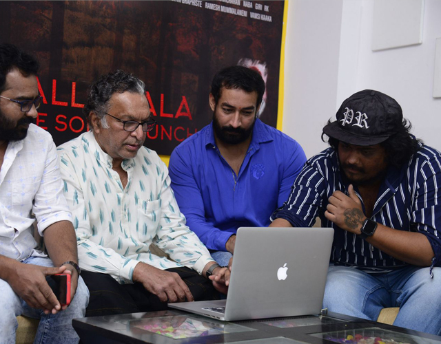 Nallamala Movie Song Launch