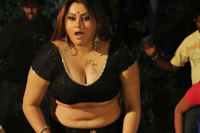 Namitha Hot in Bhaja Bhajantrilu