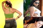 Namitha Bare Back Photos