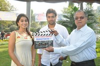 Nara Rohit New Movie Opening