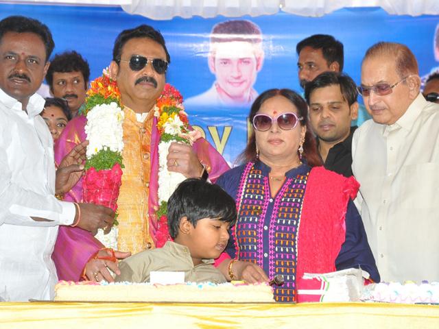 Naresh Birthday Celebrations 2018 Photos