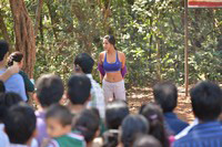 Poonam Pandey Nasha Movie Working Stills