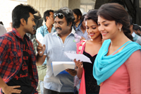 Nayak Working Stills