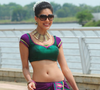 Parvathi Melton Hot Navel Photos