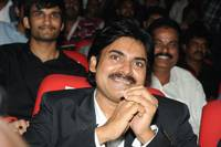 Pawan Kalyan at Attarintiki Daredi Audio