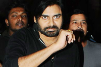 Pawan Kalyan at Nayak Audio Launch