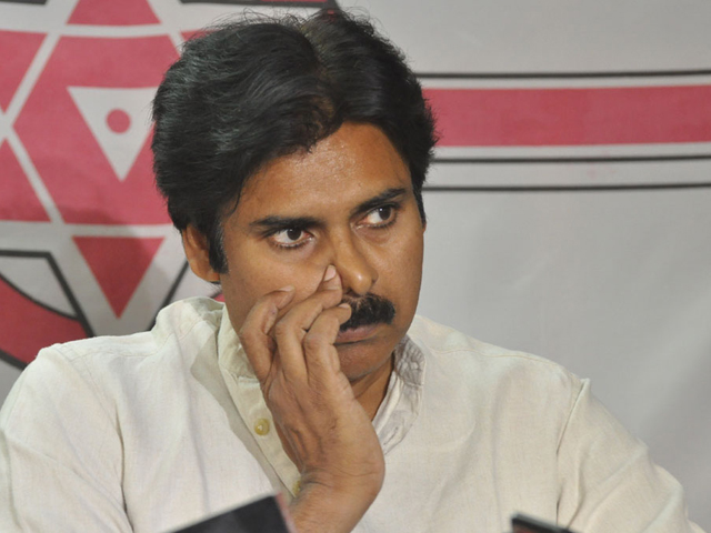 Pawan Kalyan Latest Photo Gallery