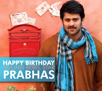 Prabhas Stills and Wallpapers