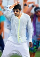 Prabhas Stills in Mirchi