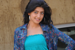 Actress Praneetha Stills