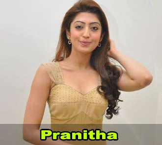 Pranitha Latest Images