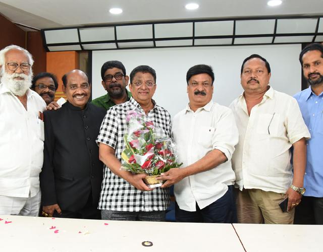 Producer C Kalyan Birthday Celebrations