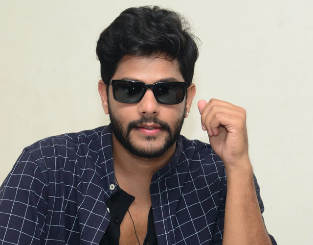RDX Love Hero Tejas Interview Stills