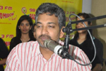 Rajamouli at Radio Mirchi Photos