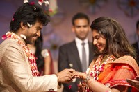 Ram Charan And Upasana Engagement Photos