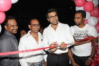 Ram Charan Launches Steak House Photos