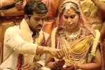 Ram Charan Upasana Marriage Photos