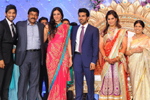 Ram Charan Upasana Reception Photos