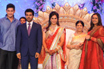 Ram Charan Upasana Wedding Reception Photos