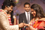 Ram Charan and Upasana Engagement Gallery