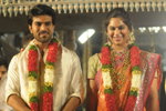 Ramcharan Reception for Mega Fans