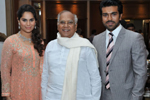 Tollywood Celebs at Ram Charan Upasana Dinner Party