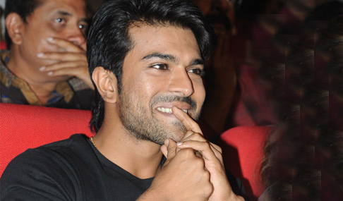 Ram Charan at GAV Movie Audio