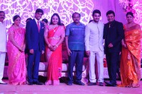 Sai Kumar Daughter Wedding Reception Photos