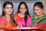 Samantha  Launch Womens World Showroom