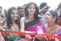Samantha Launches Anutex Shopping Mall