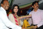 Samantha at TMC Lucky Draw