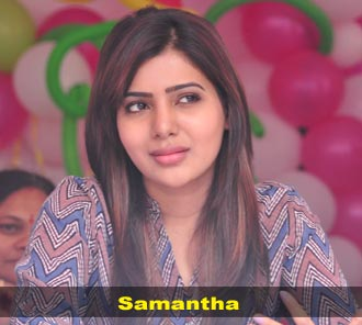 Actress Samantha Gallery Pics