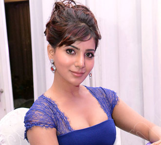 Samantha At Food For Change Event Stills