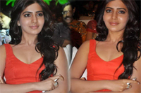 Samantha Photos in SVSC Audio