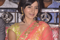 Samantha Saree Photos at Jabardash