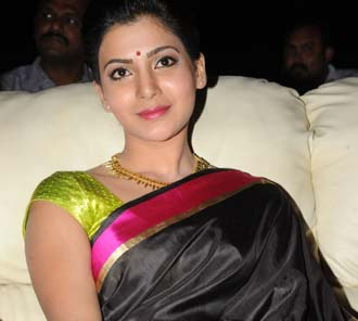Samantha at Tollywood Cinema Channel